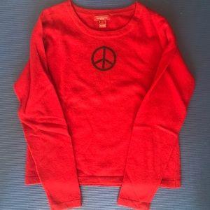 Sundance Peace Lambswool Sweater